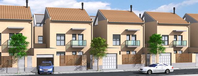 Berges. Vivienda, terrazas, pisos, locales, garajes y trasteros. Inmueble de Prodearco en la ciudad de Zaragoza