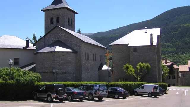 Vivienda unifamiliar en Gavín (Huesca)